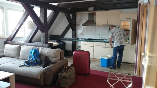 Apart Hotel Wernigerode Foto
