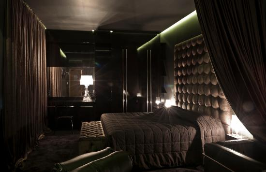 Hotel Aleramo: junior suite black