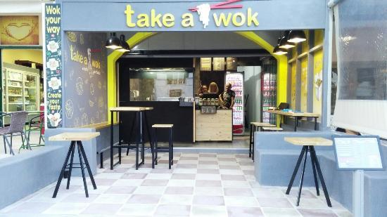 Take A Wok