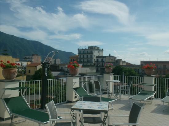 Costa Hotel: solarium