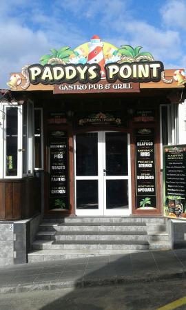 Paddy's Point