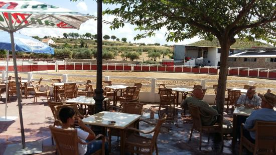 Campo Real, Espagne : Terraza
