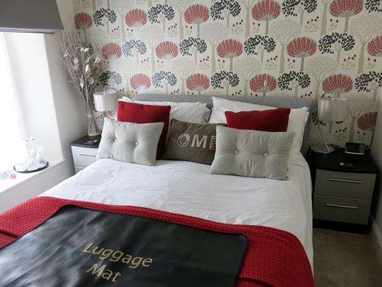 "Travelodge Skipton: Bedroom - ""double room"""