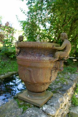Jardin Agapanthe: Prachtige vazen