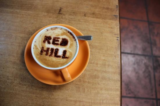 Food On The Hill: Best coffee in Red Hill
