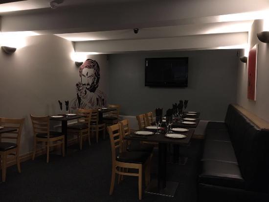 Bolton, UK: K Lounge