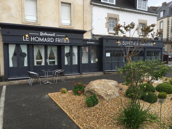 Le Homard Frites : le restaurant