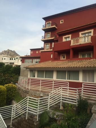 Hotel Cala Sant Vicenc: photo9.jpg