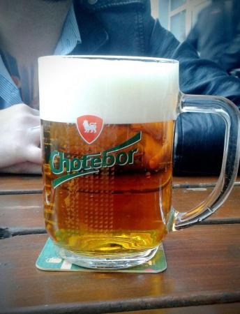 Moravia, Tsjekkia: Chotěboř - best quality beer