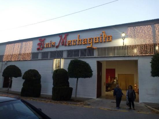 Destileria Machaquito