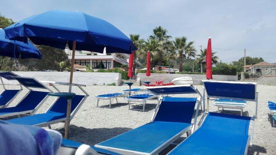 Agnone Cilento, Italie: Hotel - Residence Lembo di Mare