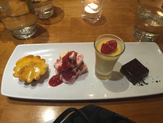 Lauder, UK : Firebrick Brasserie