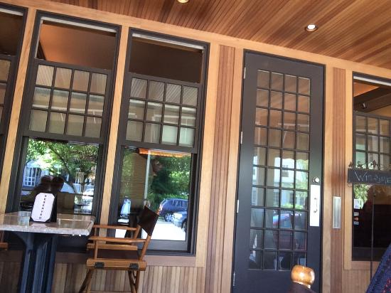 Front Door And Front Patio Picture Of Restaurant Navona