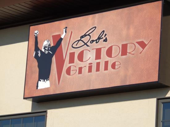Auburn, AL: Outside Signage