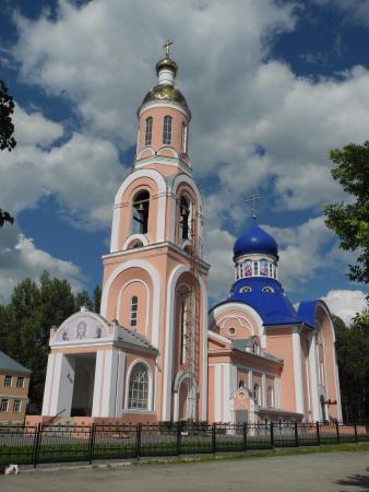 Церковь святых первоверховных апостолов Петра и Павла