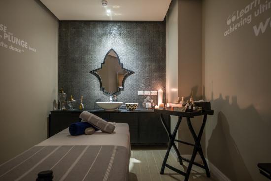 Home Massage Room Design Ideas