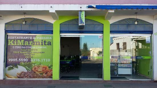 Sao Tiago: Restaurante KiMarmita