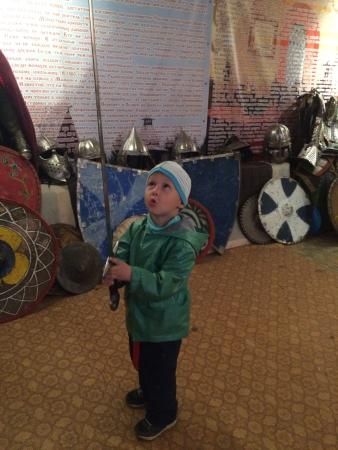 Tver Armory Museum of the Medieval Weapon and Armor