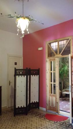 Villa Alicia Guest House: From the reception area