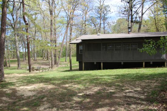 Cloudland Canyon State Park Cabins Picture Of