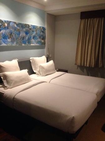 Отель не оправдал ожиданий: плохое соотношение цена/качество, недоброжелательность и безразличие персонала