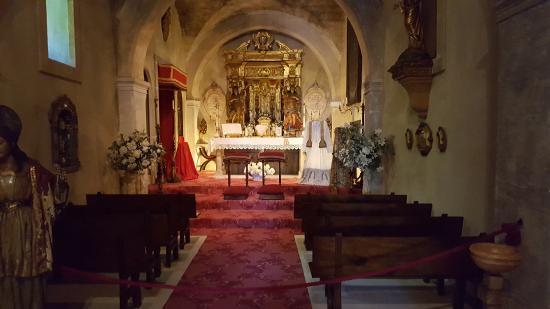 Sant Joan, España: Kapelle im Haus