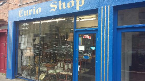 Halls Curio Shop