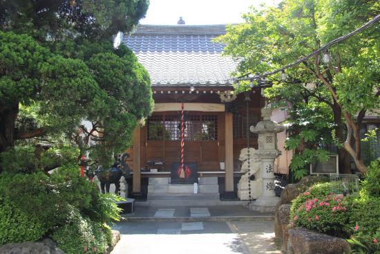 Genkaku-ji Temple