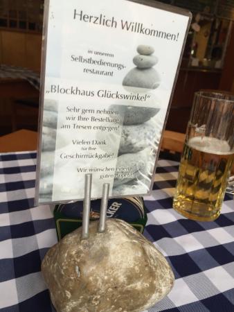 Blockhaus Gluckswinkel照片