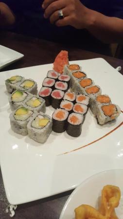 Sushi X 9