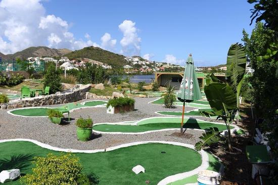 Minigolf Green