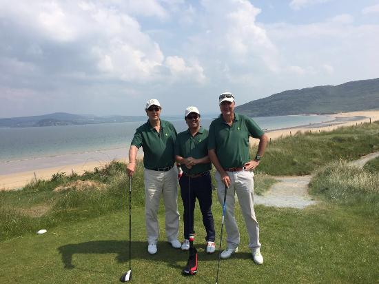 Portsalon Golf Club: Typical day at Portsalon