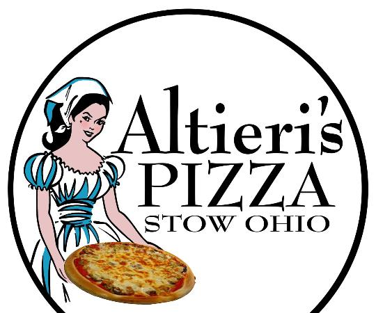 Altieri's Pizza: Logo