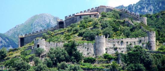 Maiori, Italy: Castello San Nicola de Thoro Plano