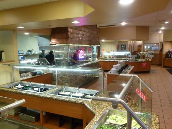 Timber Creek Grill Buffet: Buffet Vista...