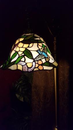 Buffalo, WY: superbe lampe