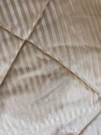 Batavia, Огайо: Bed stains on duvet