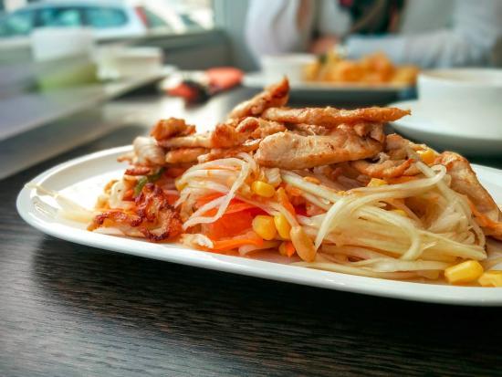 Ayutthaya thai imbiss dusseldorf restaurant reviews for Ayutthaya thai cuisine