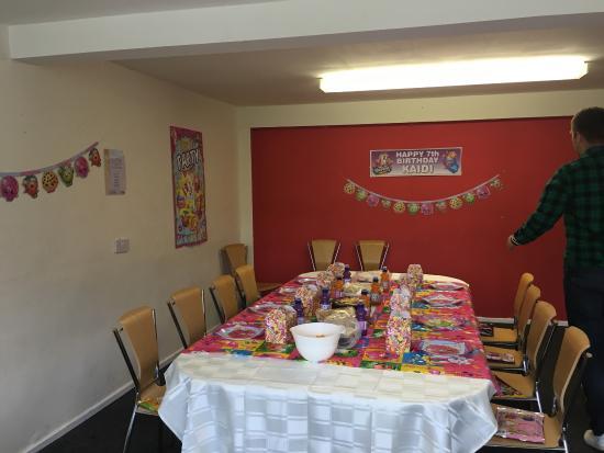 Durham Climbing Centre: Birthday party 👌🏽