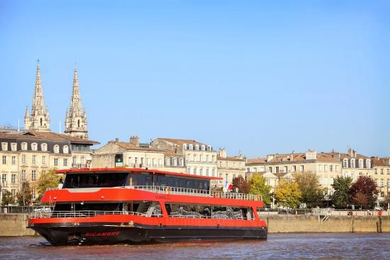 ‪Bordeaux River Cruise‬