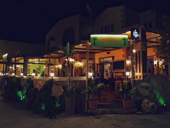 Jungle Bar Platanias