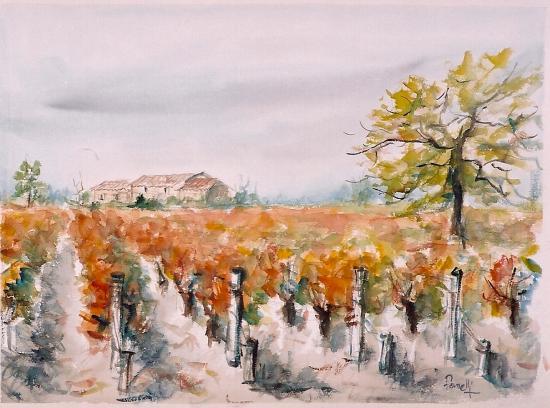 Vignobles Yves Delol - Chateau Gueyrosse