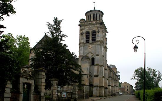 Eglise Saint Sulpice de Pierrefonds Photo