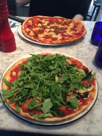 Nice Modern Decor Picture Of Pizza Express Radlett