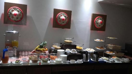 Hotel Kiranshree Portico Resmi