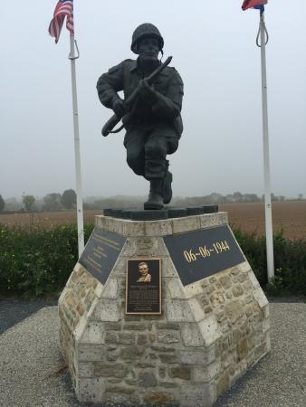 ‪Major Richard Winters Memorial‬