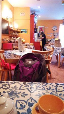 The Oven Door Tearoom