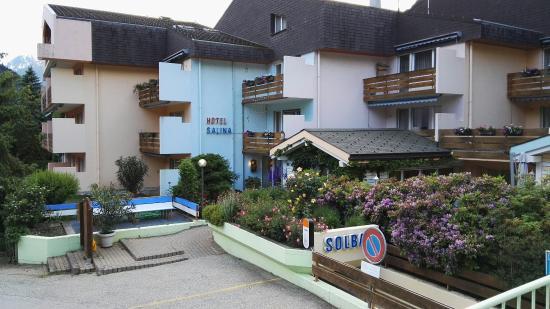 Spa Hotel Salina Maris - Wellness & Vintage : Hotel Salina Maris