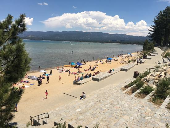 Tahoe Hacienda Inn : Lake Tahoe = Heaven!