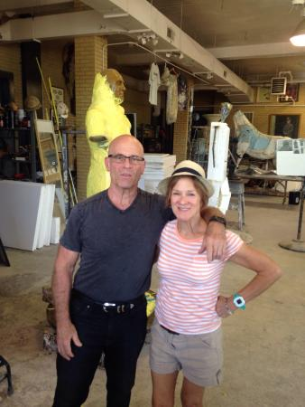 Alan Cottrill Sculpture Studio & Gallery: photo0.jpg